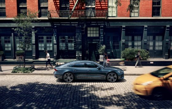 Audi A7 SB